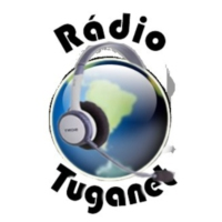 Logo of radio station Rádio TugaNet