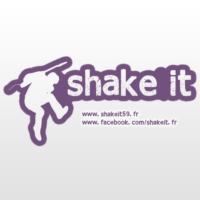 Logo of radio station Shake It