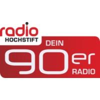 Logo of radio station Radio Hochstift - 90er
