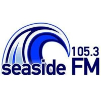 Logo of radio station Seaside FM