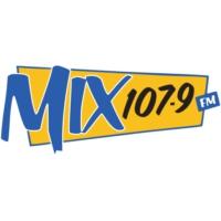 Logo of radio station Mix 107.9 FM