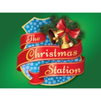 Logo of radio station The Christmas Station