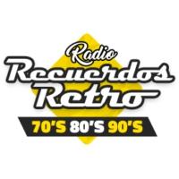 Logo de la radio Radio Recuerdos Retro