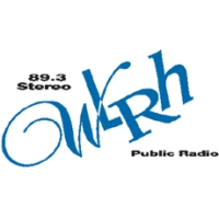 Logo of radio station WLRH NPR