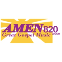 Logo of radio station WGGM 820 AM