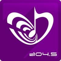 Logo of radio station Гэр бүлийн радио 104.5
