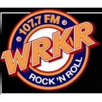 Logo of radio station WRKR 107.7
