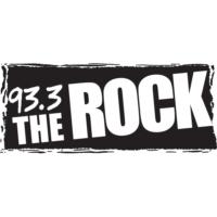 Logo de la radio CJHD-FM 93.3 The ROCK