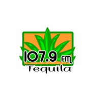 Logo of radio station Tequila 107.9 FM