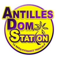 Logo of radio station Antilles Dom Station