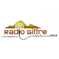 Logo of radio station Radio Giffre
