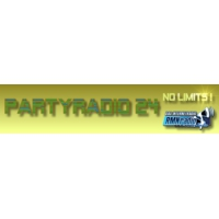 Logo of radio station Partyradio 24