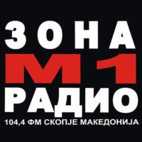 Logo of radio station Zona M1 Radio