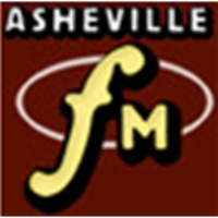 Logo of radio station Asheville FM