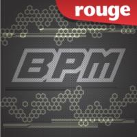 Logo de la radio Rouge FM BPM