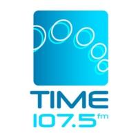 Logo of radio station Time 107.5
