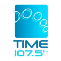 Logo de la radio Time 107.5