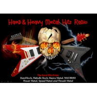 Logo of radio station Hard & Heavy Metal Hits Radio