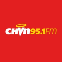 Logo of radio station CHVN 95.1FM