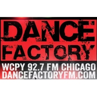 Logo of radio station Dance Factory Radio