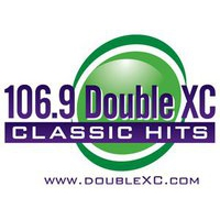 Logo of radio station WXXC 106.9 Double XC