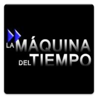 Logo of radio station La Máquina del Tiempo