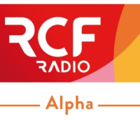Logo of radio station RCF Alpha