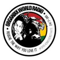 Logo of radio station Organixx World Radio