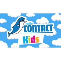 Logo of radio station Contact Kids