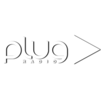 Logo of radio station PLUG radio