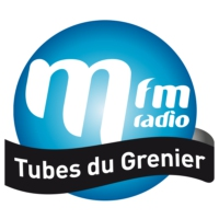 Logo of radio station MFM Radio Tubes du grenier