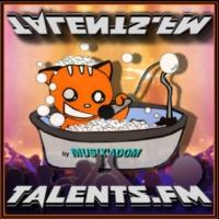 Logo of radio station TalentsFm