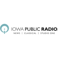 Logo of radio station Iowa Public Radio