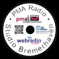 Logo of radio station PMA Radio