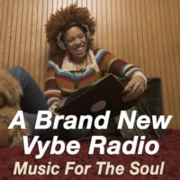 Logo of radio station A Brand New Vybe Radio