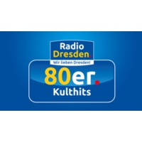 Logo of radio station Radio Dresden - 80er Kulthits