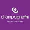 Logo de la radio Champagne FM Marne