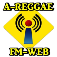 Logo of radio station A REGGAE-FM-WEB