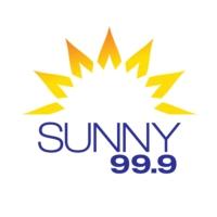 Logo of radio station KTSM-FM Sunny 99.9