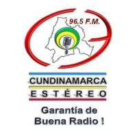 Logo of radio station Cundinamarca Stereo