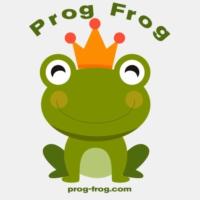 Logo de la radio Prog Frog