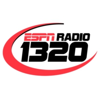 Logo of radio station ESPN 1320