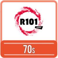 Logo de la radio R101 70
