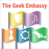 Logo du podcast The Geek Embassy