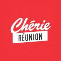 Logo of radio station Chérie Réunion