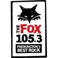 Logo of radio station The Fox 105.3