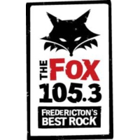 Logo de la radio The Fox 105.3