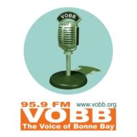Logo of radio station CHBB-FM VOBB 95.9 FM