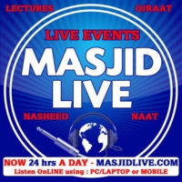 Logo of radio station Masjid Live