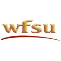 Logo of radio station WFSU NPR 88.9 FM